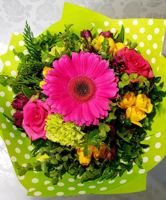 Flowers! Add to any order for pick up or delivery