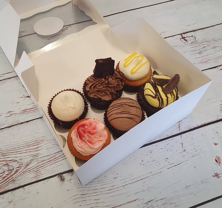 Mixed Cupcakes Gift Box