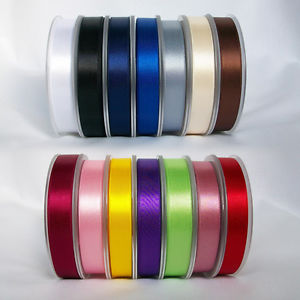 Coloured Ribbon (per metre)