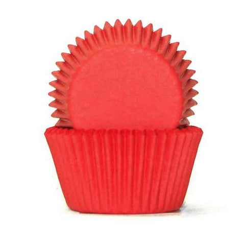408 Cupcake Papers - Red (100 approx)