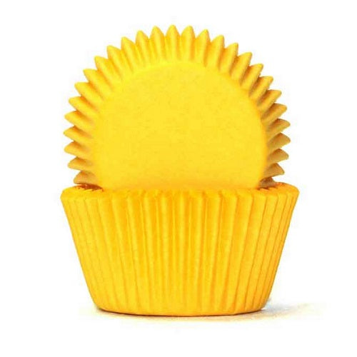 408 Cupcake Papers - Yellow (100 approx)