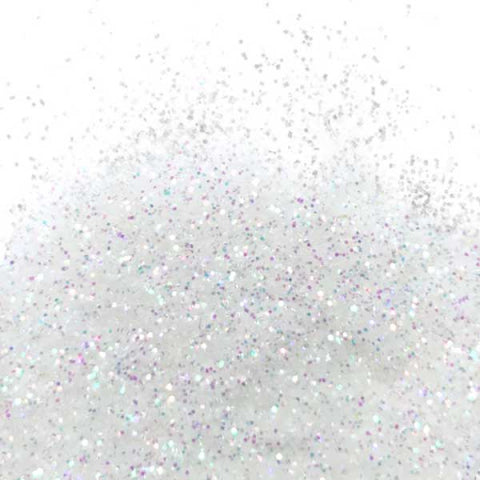 Glitter - White Hologram (Barco)- 10gm