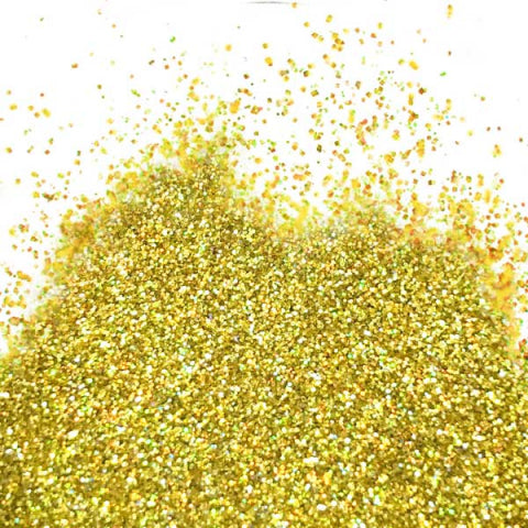 Glitter - Gold Hologram (Barco)- 10gm