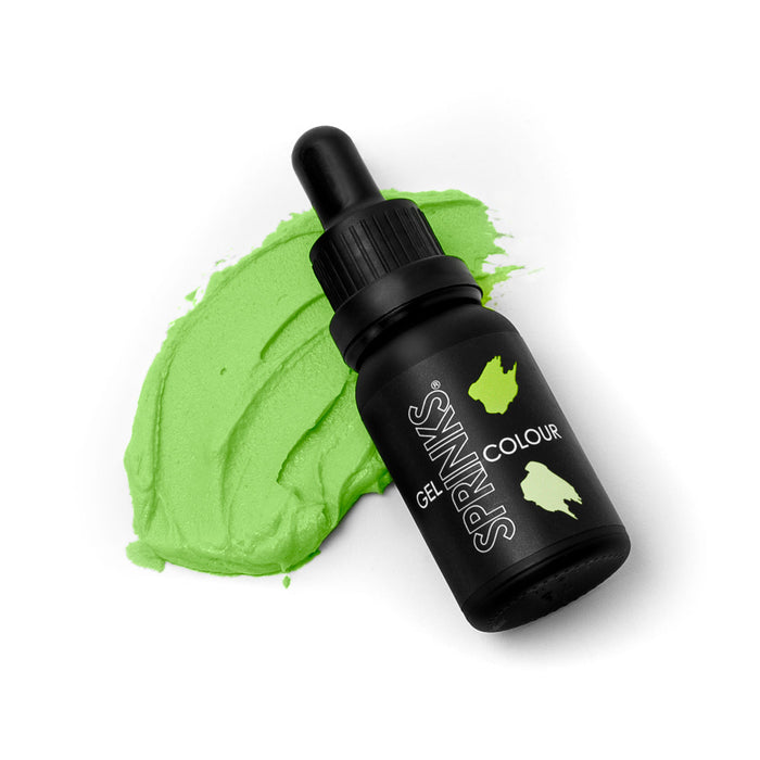 Sprinks Gel Colour - Lime 15ml