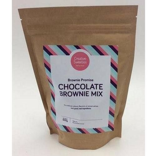 Creative Sweeties Chocolate Brownie Baking Mix
