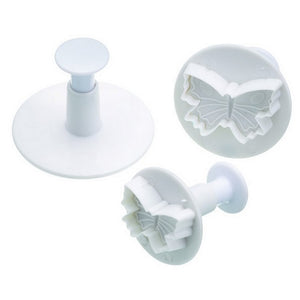 Plunger Cutters - Butterfly (set of 3)
