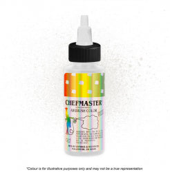 Chefmaster Airbrush Colour - Metallic Pearl - 57gm
