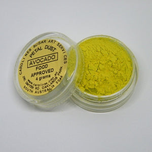 Carolines Petal Dust - Avocado - 4gm