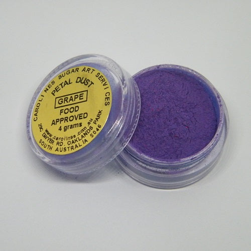 Carolines Petal Dust - Grape - 4gm