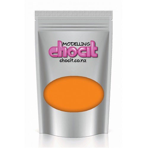 Chocit Modelling Chocolate - Orange - 150gm