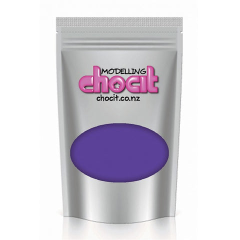Chocit Modelling Chocolate - Purple - 150gm