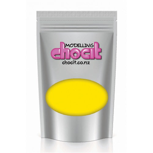 Chocit Modelling Chocolate - Yellow - 150gm