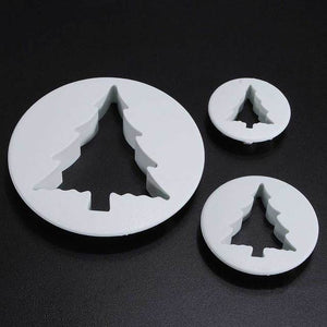 Cutters - Christmas Tree (Set of 3)