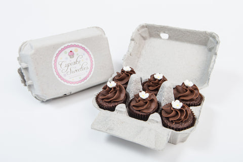 Mini Cupcakes - 6 Carton (pick up only)