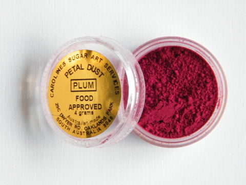 Carolines Petal Dust - Plum - 4gm