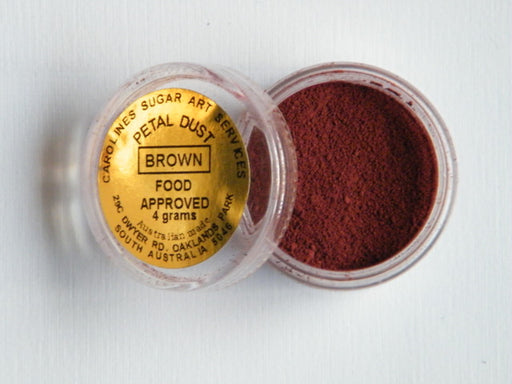 Carolines Petal Dust - Brown - 4gm