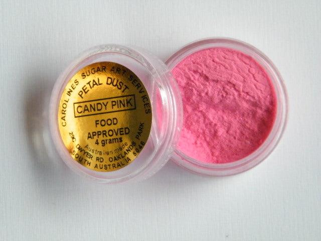 Carolines Petal Dust - Candy Pink - 4gm
