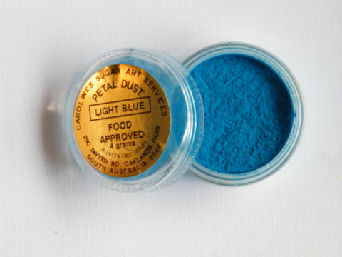 Carolines Petal Dust - Light Blue - 4gm