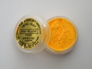 Carolines Petal Dust - Egg Yellow - 4gm