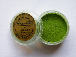 Carolines Petal Dust - Apple Green - 4gm