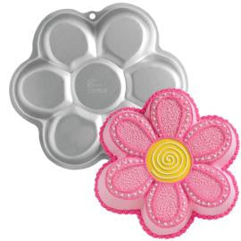 HIRE - Dancing Daisy Cake Tin