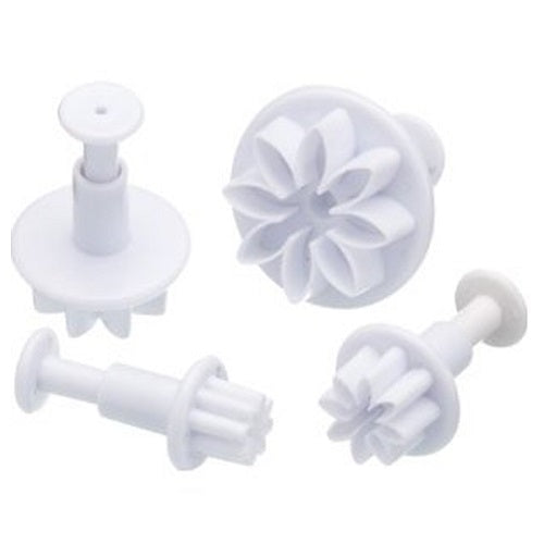 Plunger Cutters - Daisy / Marguerite (set of 4)