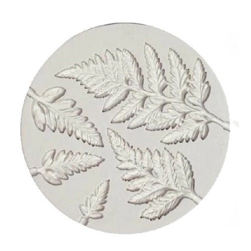 Silicone Mould - Fern (5)
