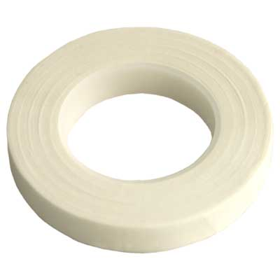 Floral Tape - White - 12mm x 27m