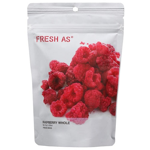 Fresh-As Freeze Dried - Raspberry Whole - 35gm