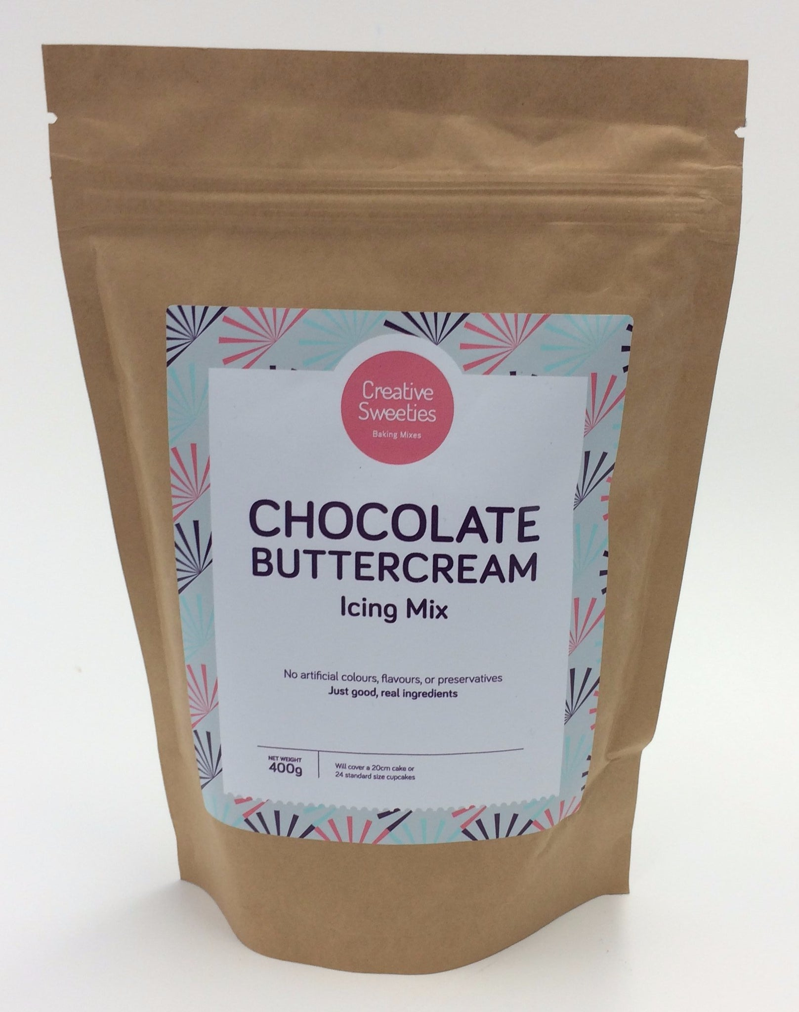 Creative Sweeties Chocolate Buttercream Mix