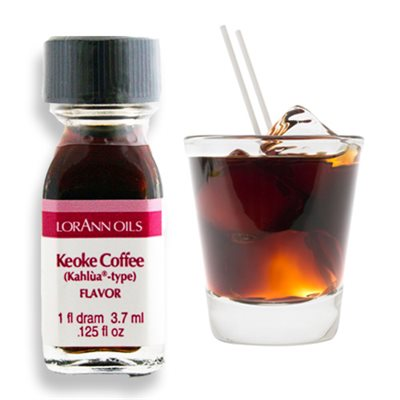 LorAnn Oils - Keoke Coffee (Kahlua) Flavour 3.7ml