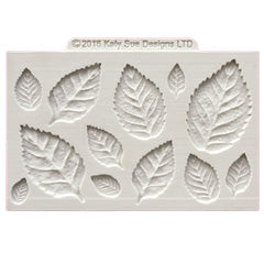 Silicone Mould - Leaves (12)