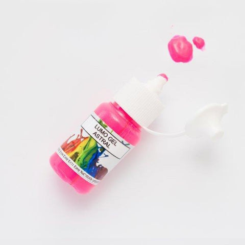 Rolkem Gel Lumo Paint - Astral Pink - 15ml