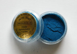 Carolines Petal Dust - Medium Blue - 4gm