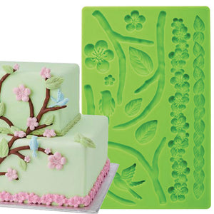 Wilton Silicone Mould - Nature