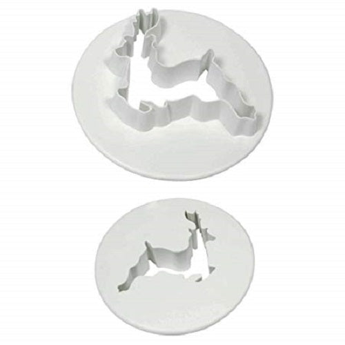 Cutters - Reindeer (set of 2)