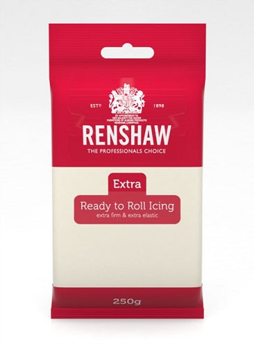 Renshaw Icing Extra - Ivory - 250gm