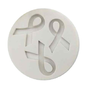 Silicone Mould - Awareness Ribbon (3)