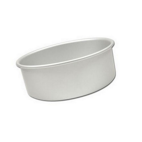 "Hire Fat Daddio's Round Cake Pan - 3"" Deep"