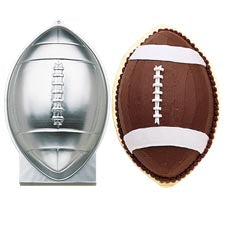 HIRE - Rugby Ball Cake Tin