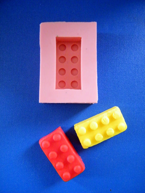 Silicone Mould - Lego Block