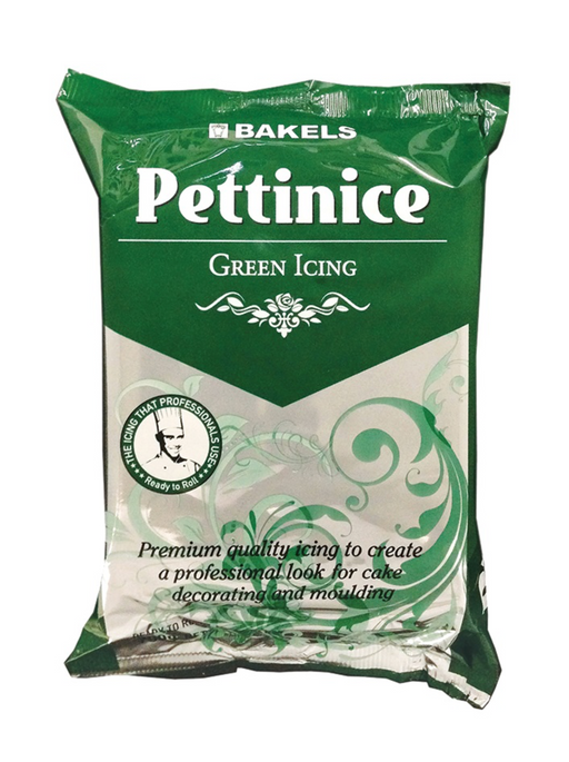 Bakels Pettinice - Green - 750 gm