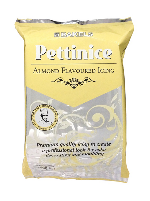 Bakels Pettinice - Almond - 750gm