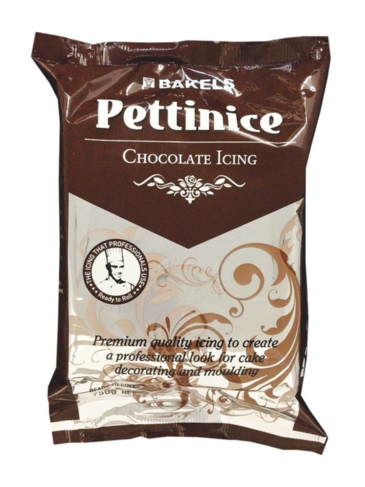 Bakels Pettinice - Chocolate - 750 gm
