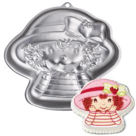 HIRE - Strawberry Shortcake Cake Tin