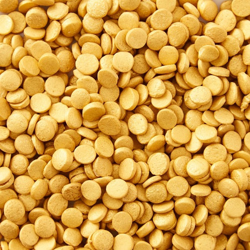Wilton Sprinkles - Small Gold Confetti - 56gm