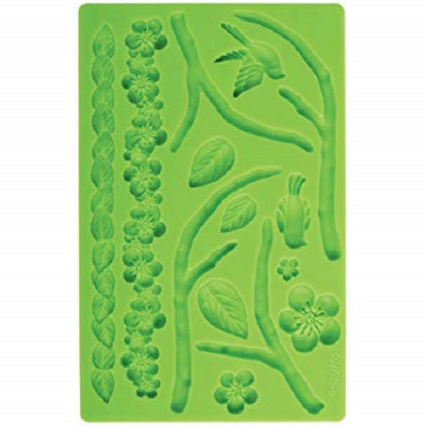 Wilton Nature - Silicone Mould Hire
