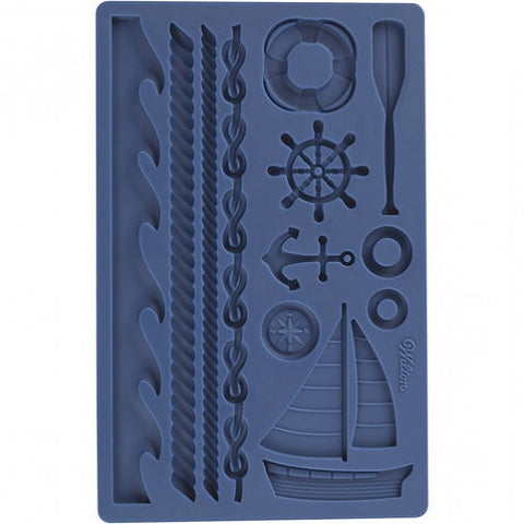 Wilton Nautical - Silicone Mould Hire