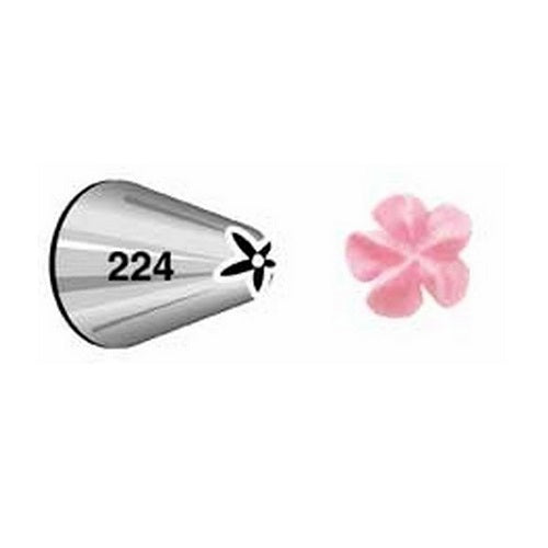 Wilton #224 Drop Flower Tip