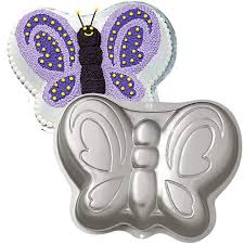 HIRE - Butterfly Cake Tin
